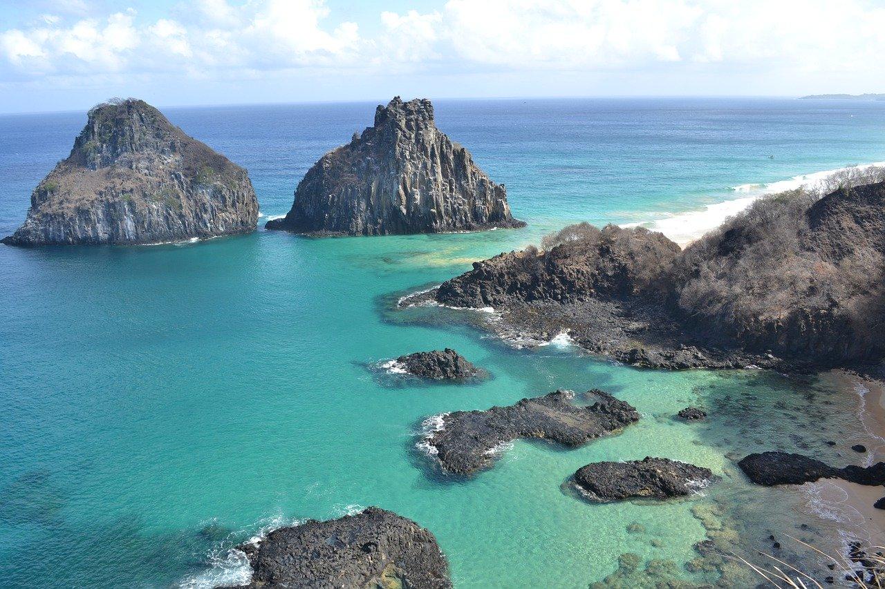 Fernando de Noronha é um verdadeiro paraíso natural do Nordeste