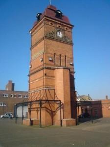 Stoke on Trent- Reino Unido