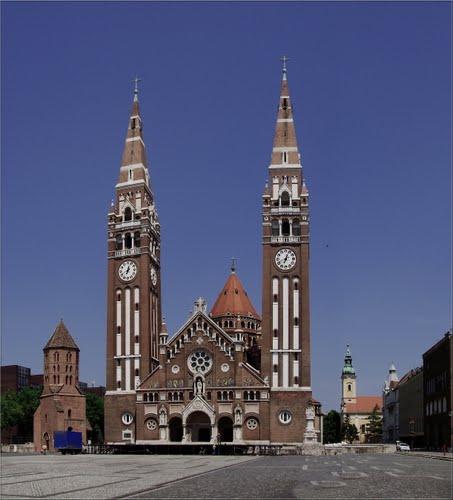 Szeged - Hungria