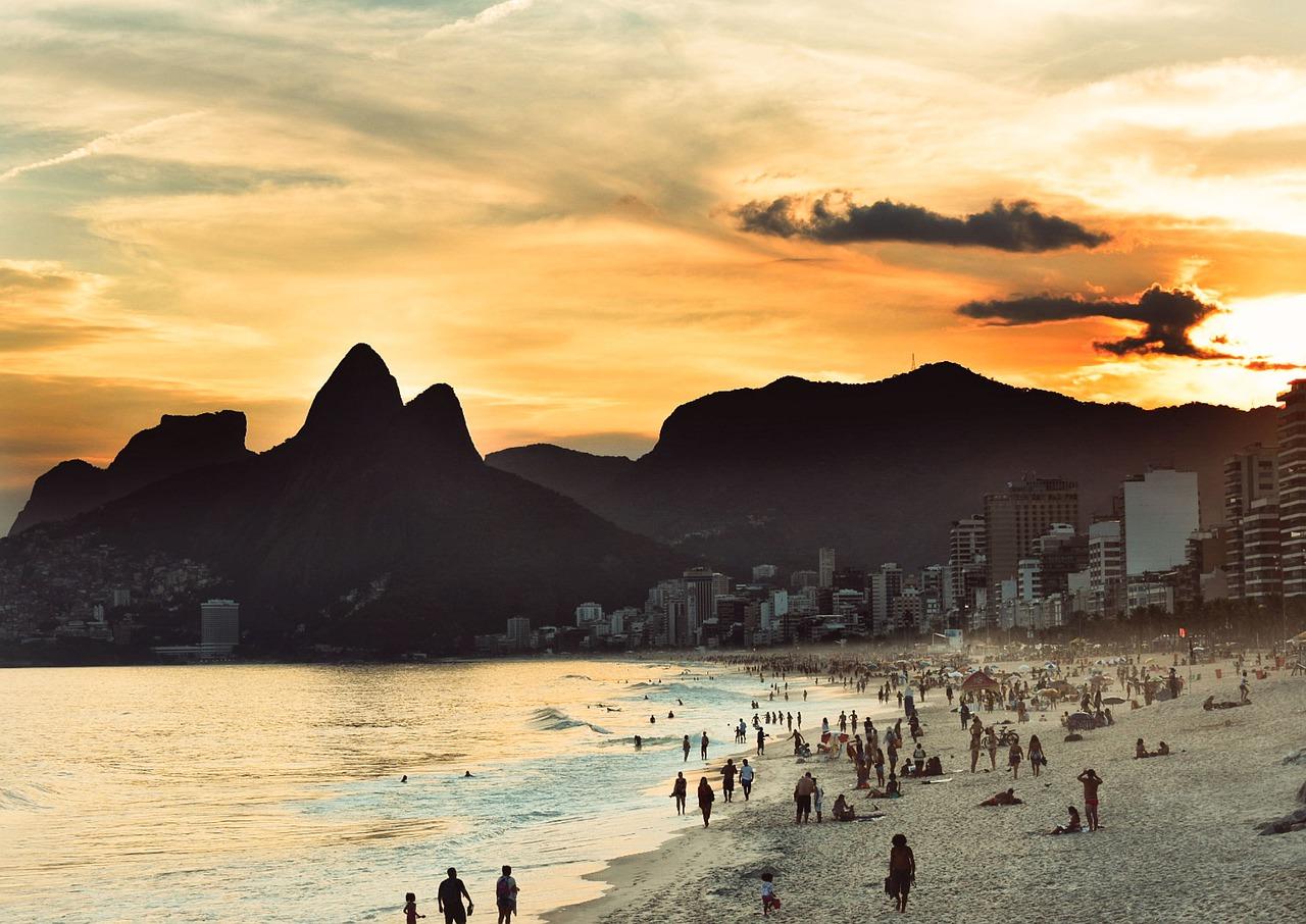 Praia de Ipanema - Rio de Janeiro - Um pouco mais sobre o lugar!