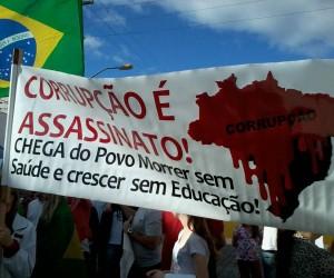 Manifestação no Brasil