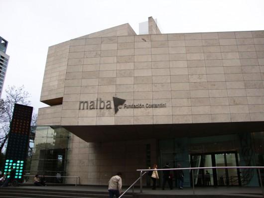Museu Malba em Buenos Aires