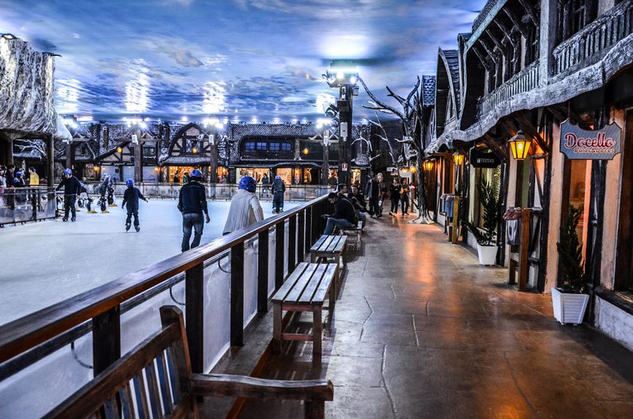 Snowland - Gramado - RS