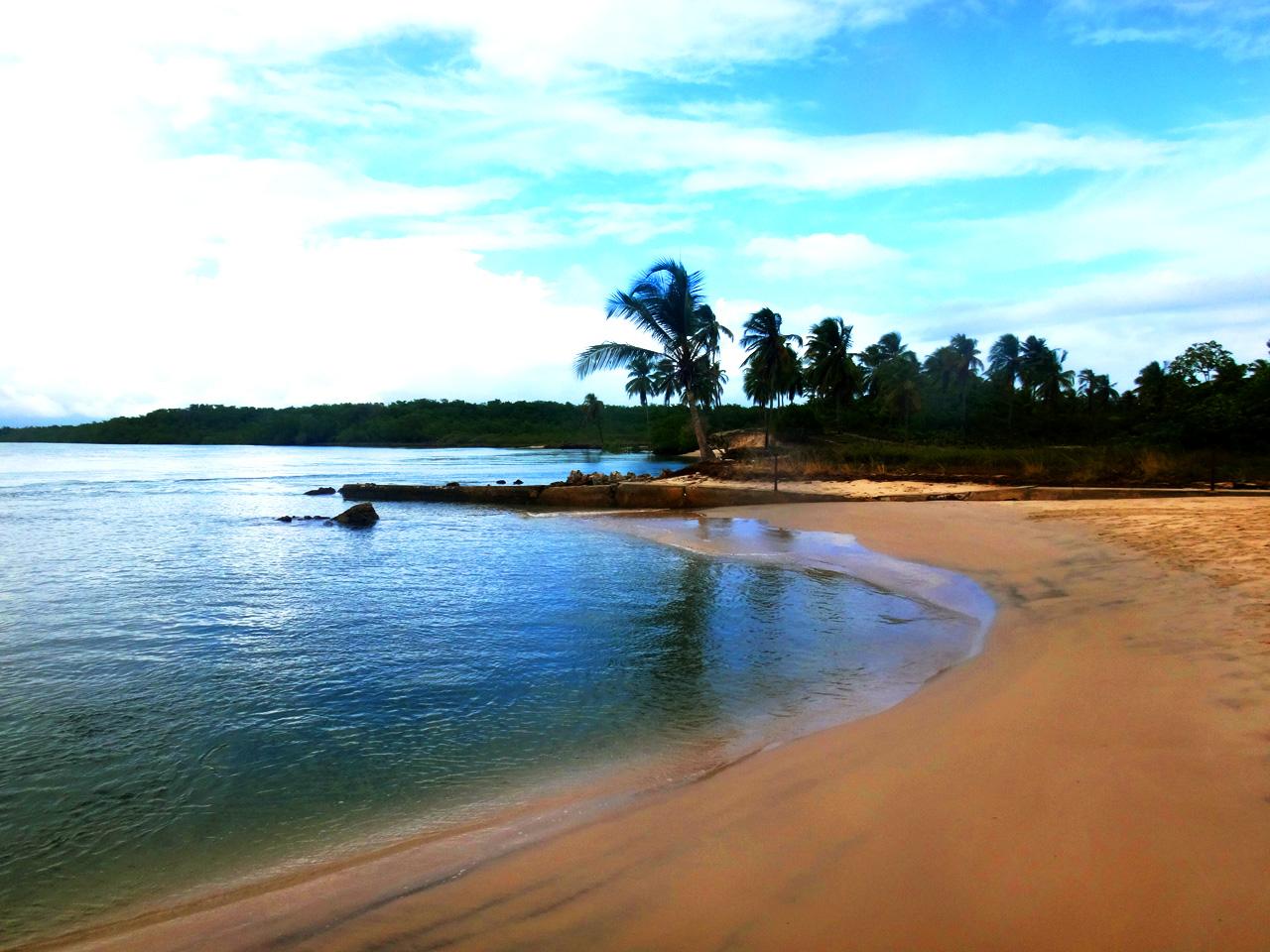 Ponta Praia do Saco - Estância - SE