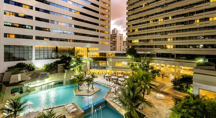 Mercure Mar Hotel - Recife - PE - Sugestão inverno 2016