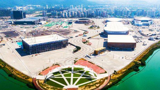 Parque Olímpico 2016