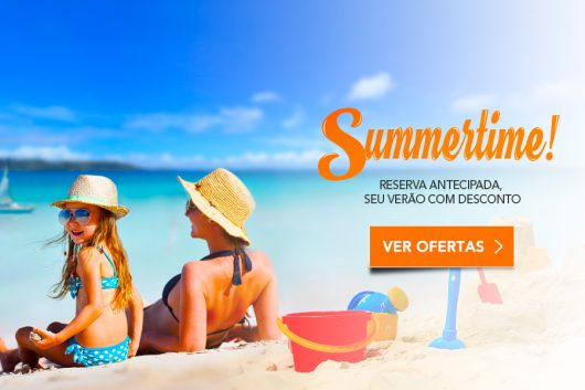 Promoção Summertime Zarpo