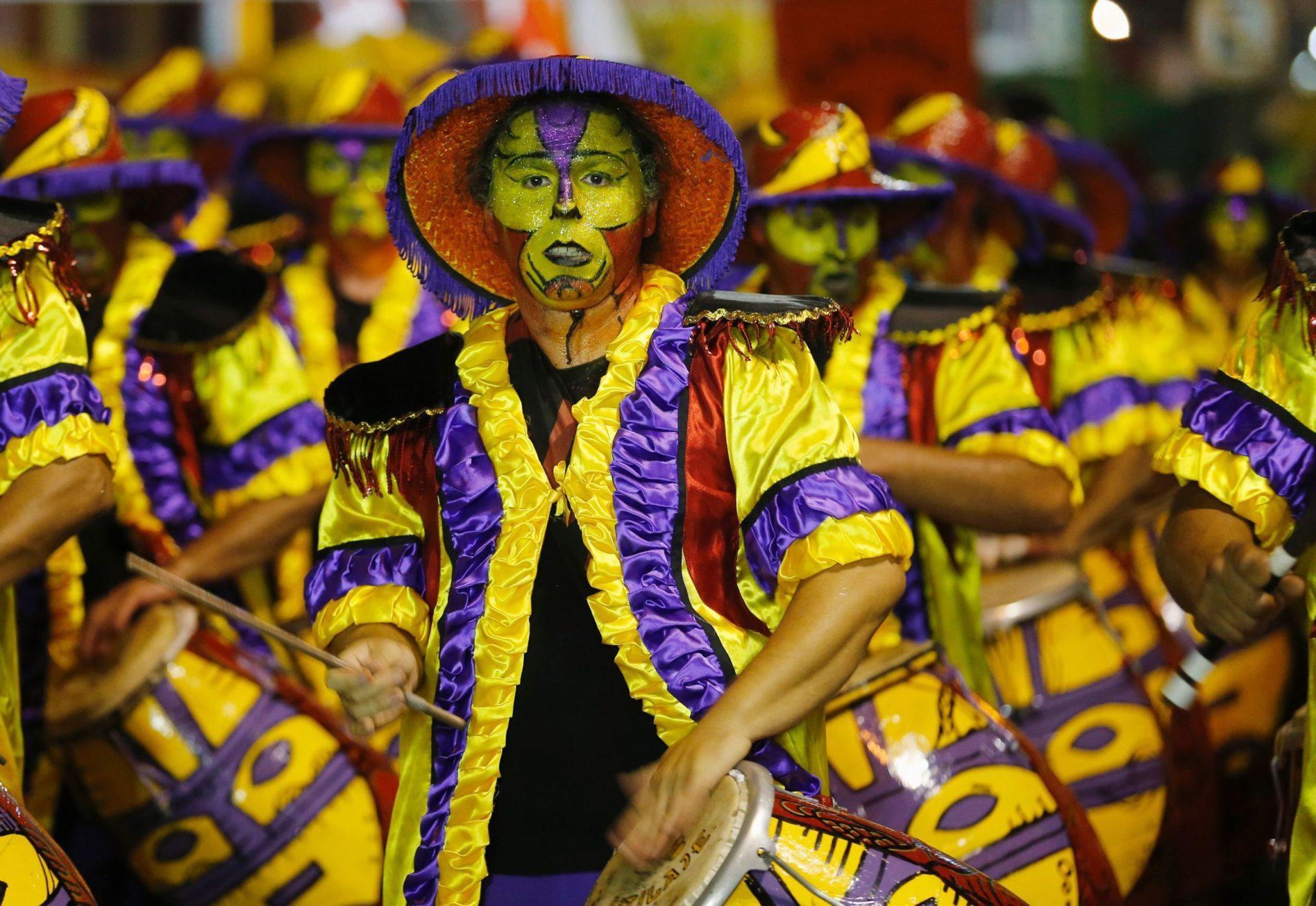 Carnaval no Uruguai 2020