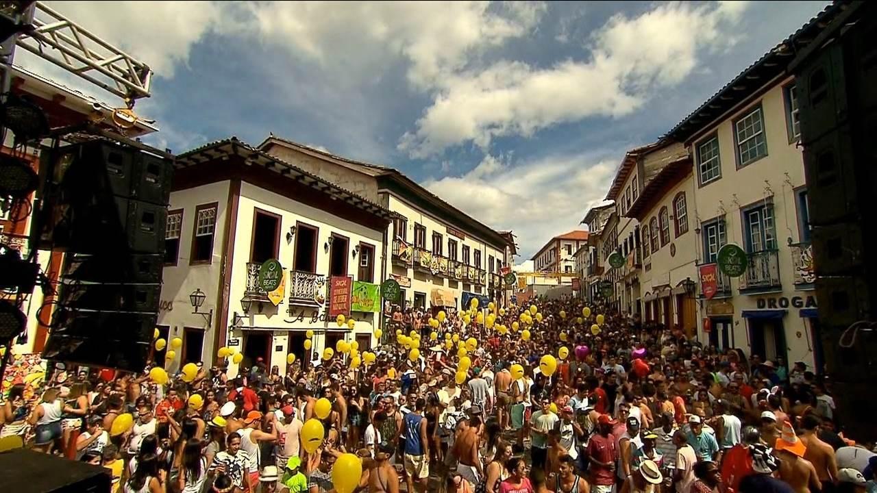Carnaval Minas Gerais 2020