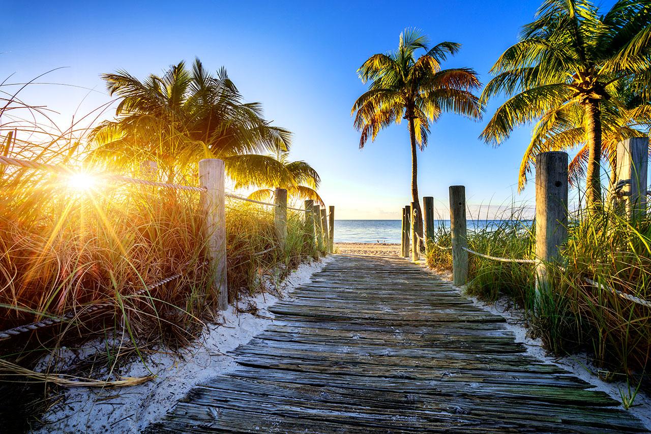 Natureza em Orlando - Praias próximas