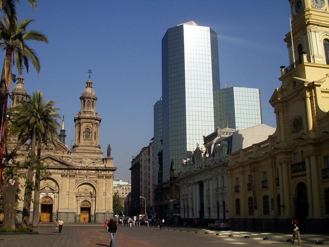 Santiago é um dos destinos mais fáceis para calcular quanto custa viajar para o Chile